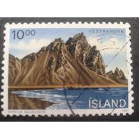 Исландия 1991 горы