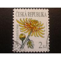 Чехия 2011 цветы, стандарт