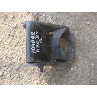 104092Щ Audi 80 b4 крепление переднего бампера правое