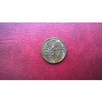 Польша 2 гроша, 1925г. (D-4.2)