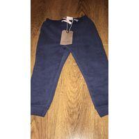 Теплые брюки zara 98