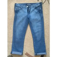 Бриджи джинсовые. Размер 46-48