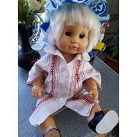 Кукла твердотелая  40см
