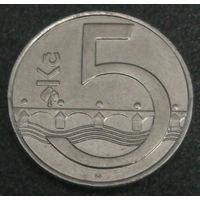 Чехия 5 крон 1994