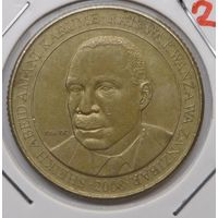 Занзибар 200 шиллингов 2008 г.