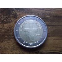 Кипр 2 евро 2008