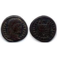Центенионалий 324-325, Константин I, SMKA - Кизикос