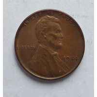 США 1 цент, 1944 3-5-27