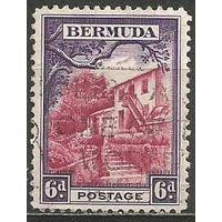 Бермуды. Старый почтамт. 1936г. Mi#95.
