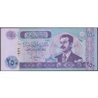250 динаров 2002г. UNC