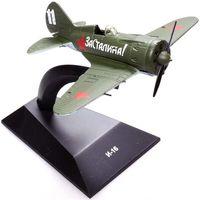 Легендарные самолёты No5 И-16