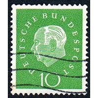 146: Германия (ФРГ), почтовая марка, 1959 год