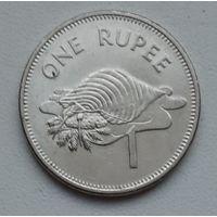 Сейшельские острова 1 рупия 2010
