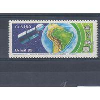 [471] Бразилия 1985. Космос.
