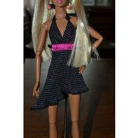 Платье для кукол Барби и Integrity toys из набора fashion fever