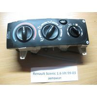 100750 Панель печки Renault Scenic1 valeo 663212p