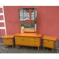 Винтажный набор мебели