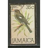 Ямайка. Гашеная. Лот-16