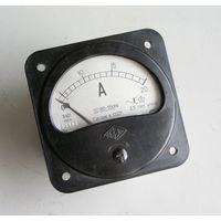 Амперметр переменного тока Э421 на 20 Ампер 1967 год