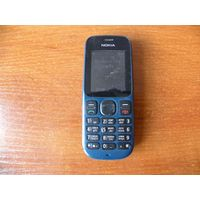 Мобильный телефон Nokia 100 б.у.В комплекте зарядное.