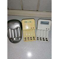 Зарядное устройство для аккумуляторных батареек
