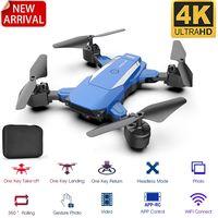 Квадрокоптер-Дрон с камерой Drone F84W (1080P Full