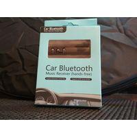 Беспроводной музыкальный мини Bluetooth 4.1 Receiver hands-free (ресивер/адаптер) AUX 3,5 мм