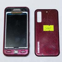 1445 Телефон Samsung Star (GT-S5230). По запчастям, разборка