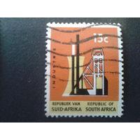 ЮАР 1967 стандарт, символика индустрии
