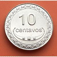 118-01 Восточный Тимор, 10 сентаво 2003 г. Единственное предложение монеты данного года на АУ