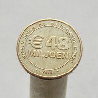 Голландская почтовая лотерея 2011
