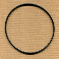 Резиновый пассик (уплотнительное кольцо, ремешок, приводной ремень, ремешок) для магнитофона, DVD, проигрывателя и т.д., 330 мм.