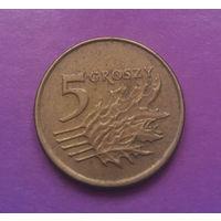 5 грошей 1998 Польша #02