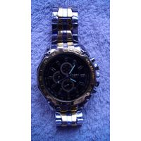 """Часы наручные кварцевые, мужские. бизнес стиль """"Rоzra """" браслет нержавеющая сталь. распродажа"""