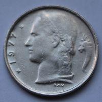 Бельгия, 1 франк 1977 г. 'BELGIE'