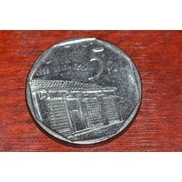 Куба 5 сентаво 1999