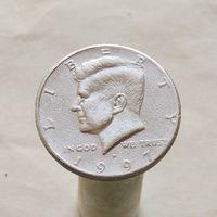 США 50 центов 1997 P