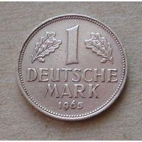 1 марка 1965 года ( G ).