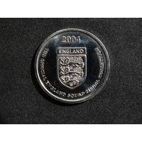 Англия ЕВРО 2004 Джон Терри