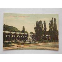 Кисловодск.Галерея и фонтан