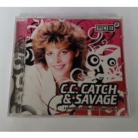 C.C CATCH / SAVAGE - 8 альбомов. MP3