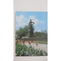 Памятник   1988г  г Калининград Монумент :Мать-Россия: