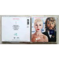 EURYTHMICS Revenge (1986 GERMAN аудио CD)