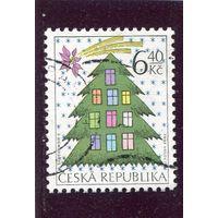 Чехия. Рождество 2002