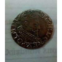 3 гроша 1621 г без МЦ