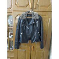 Куртка косуха женская 44 р