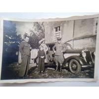 Фото машина 1946г
