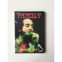 FAMILY концерт DVD
