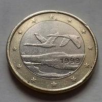 1 евро, Финляндия 1999 г.
