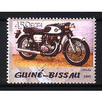 2005 Гвинея-Бисау. Мотоцикл